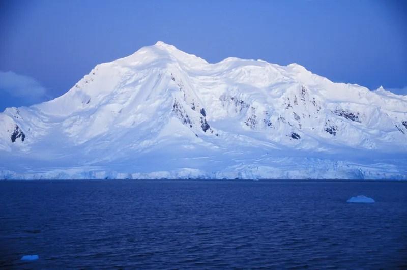南極物語の氷