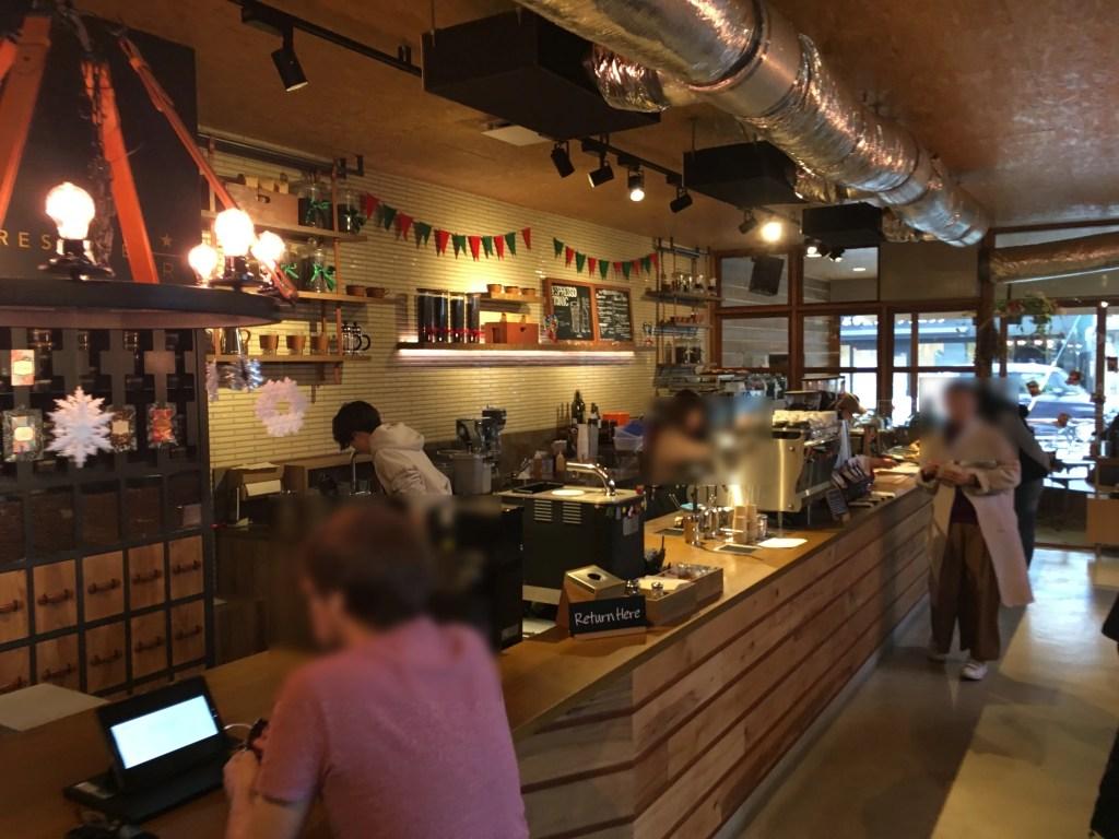 スタバ駒沢1丁目店 お酒が飲めるネイバーフッドコーヒー