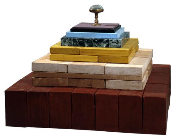 Fibonacci's Small Monument
