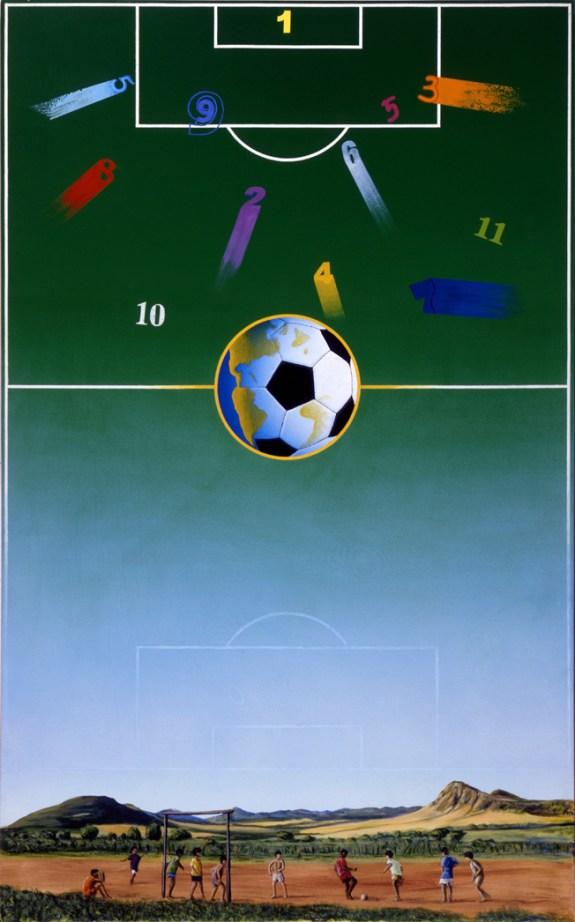 Sonhando – Futebol Arte