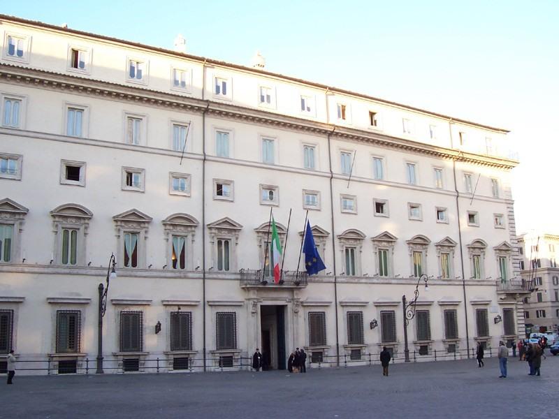 Incontro a Palazzo Chigi:il Sindaco Nicolazzi si dichiara soddisfatto