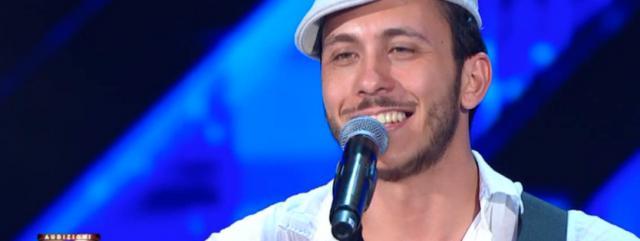Santino Cardamone a X Factor