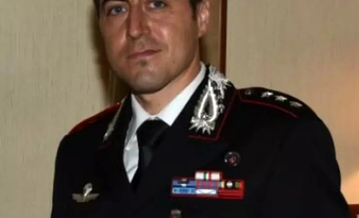 Marco D'Angelo il nuovo Capitano della Compagnia di Petilia