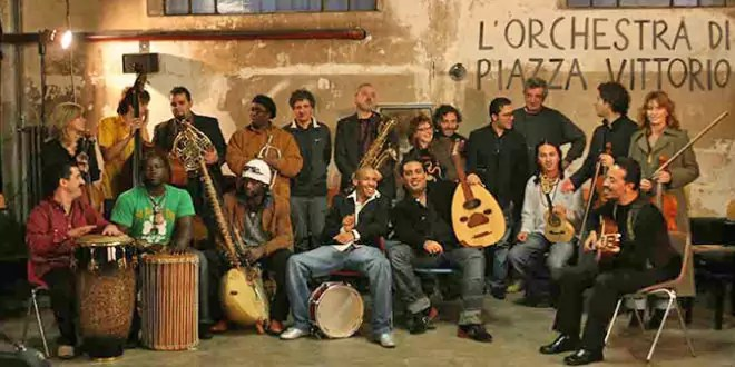 Orchestra di Piazza Vittorio all'Apollo