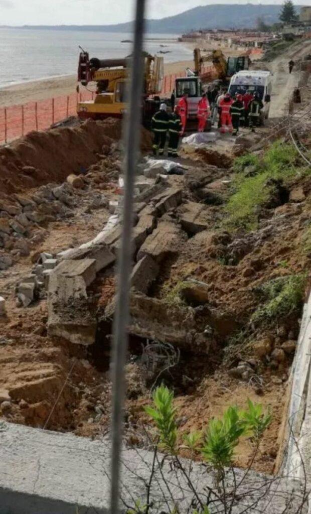 Grave incidente sul lavoro a Crotone: due morti e un ferito