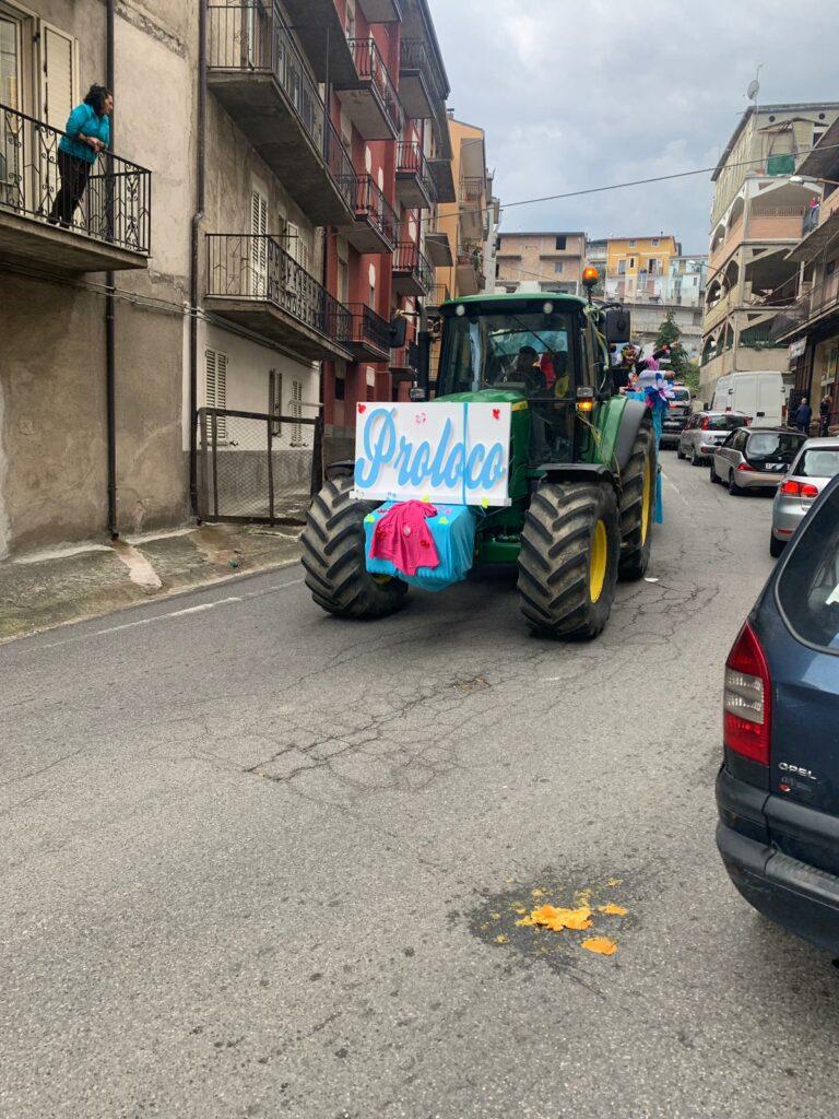 Carnevale a Petilia organizzato dalla Proloco