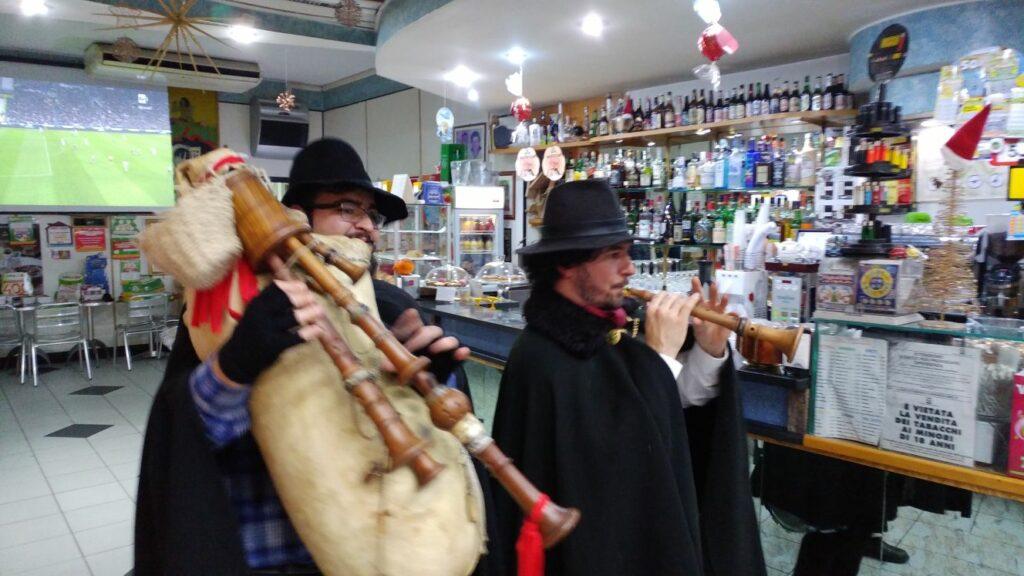 Soci di Innesti riportano la tradizione dei suonatori a Petilia