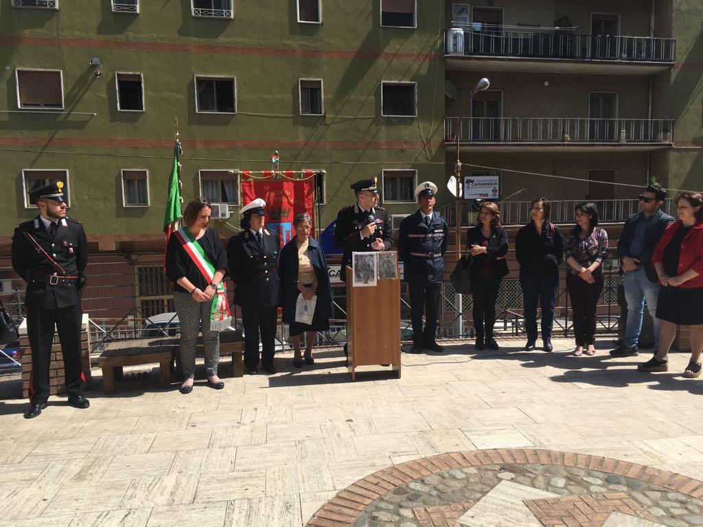 Celebrata a Petilia la festa della Liberazione