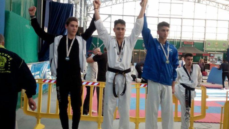 Al Torneo Nazionale di Taekwondo spiccano i petilini