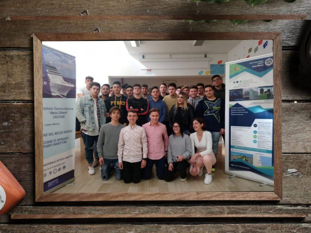 Primo classificato il team del Nautico ad Opencoesione col progetto sulle bonifiche