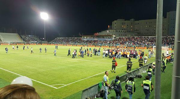 Il Crotone restA, finisce 3-1 contro la Lazio