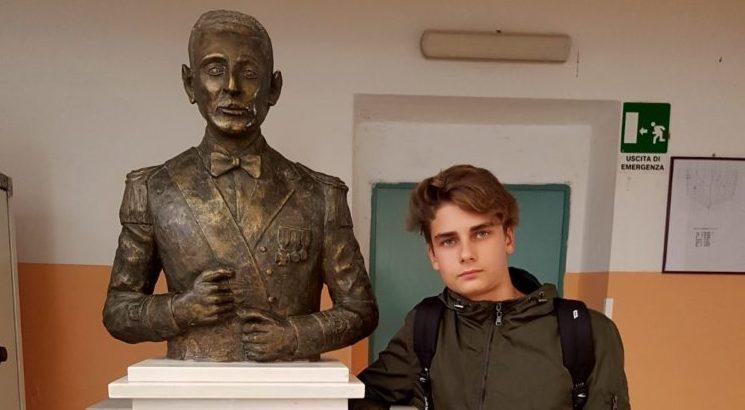 La vedova di Falcomatà chiama docente del Nautico per la vittoria del premio giornalistico da parte dello studente Infusino