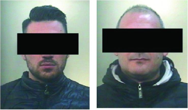 Mercato della droga a Petilia: bloccato un giro d'affari da 100mila euro