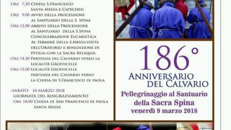 Santa Spina: quest'anno la novena sarà di nuovo celebrata nella Chiesa del Santuario