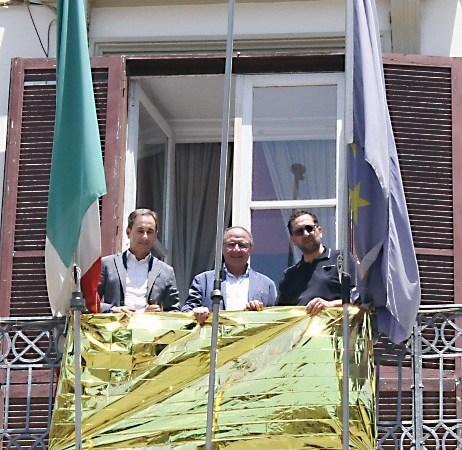 La Provincia di Cosenza ha accolto l'invito di Legambiente Calabria per aderire alla campagna Io accolgo
