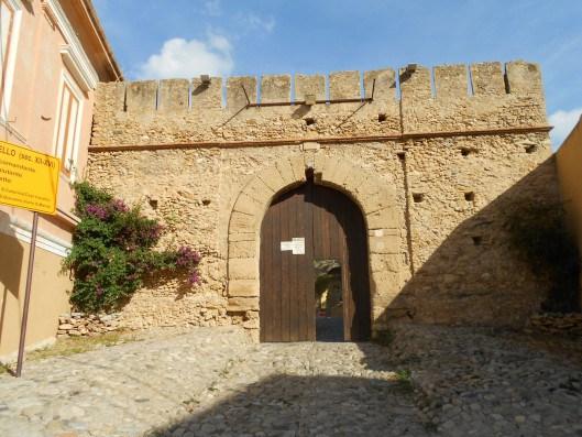 Castello di Crotone ancora non fruibile