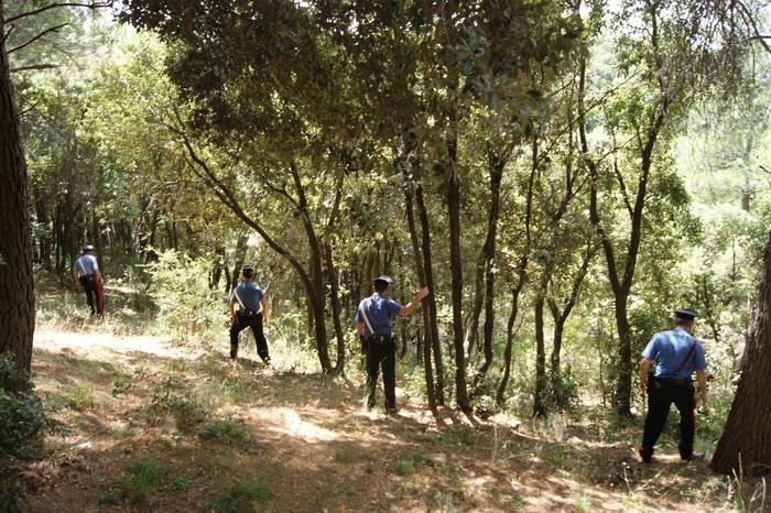 Bambino disperso a Monte Fuscaldo, ritrovato dai carabinieri
