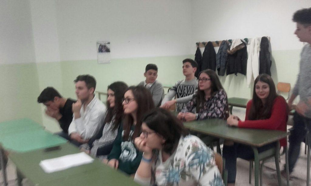 Liceo Classico Borrelli: gemellaggio elettronico con Salonicco