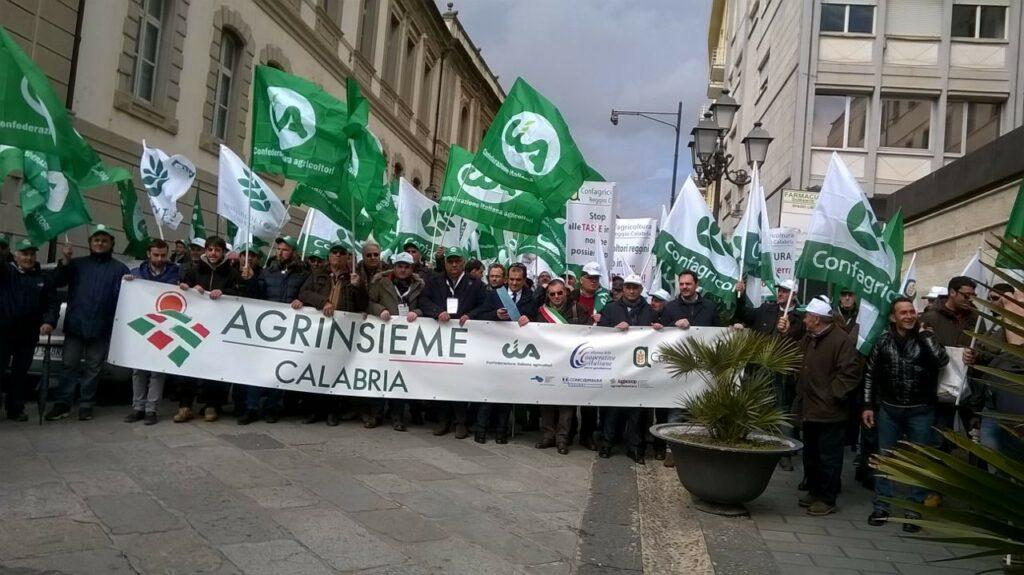 Più di mille aziende agricole  presenti alla manifestazione di Agrinsieme