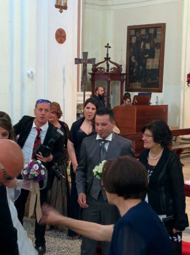 Oggi sposi: il vicesindaco Paola Carvelli convola a nozze con Domenico