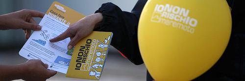 Io non rischio: Anche Crotone partecipa alla campagna nazionale di Protezione civile