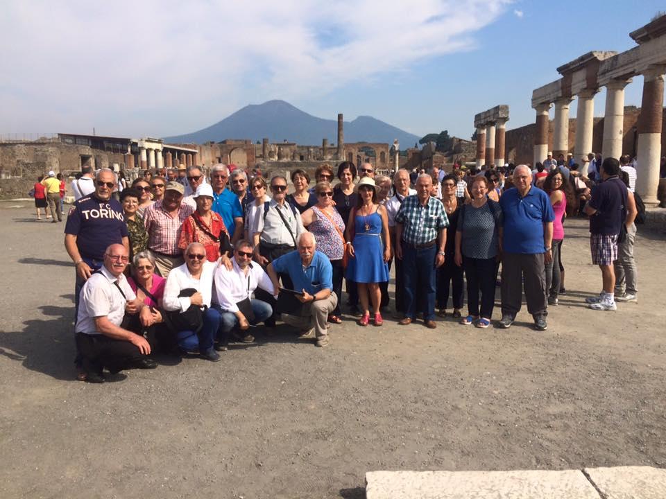 Gita sociale in Campania