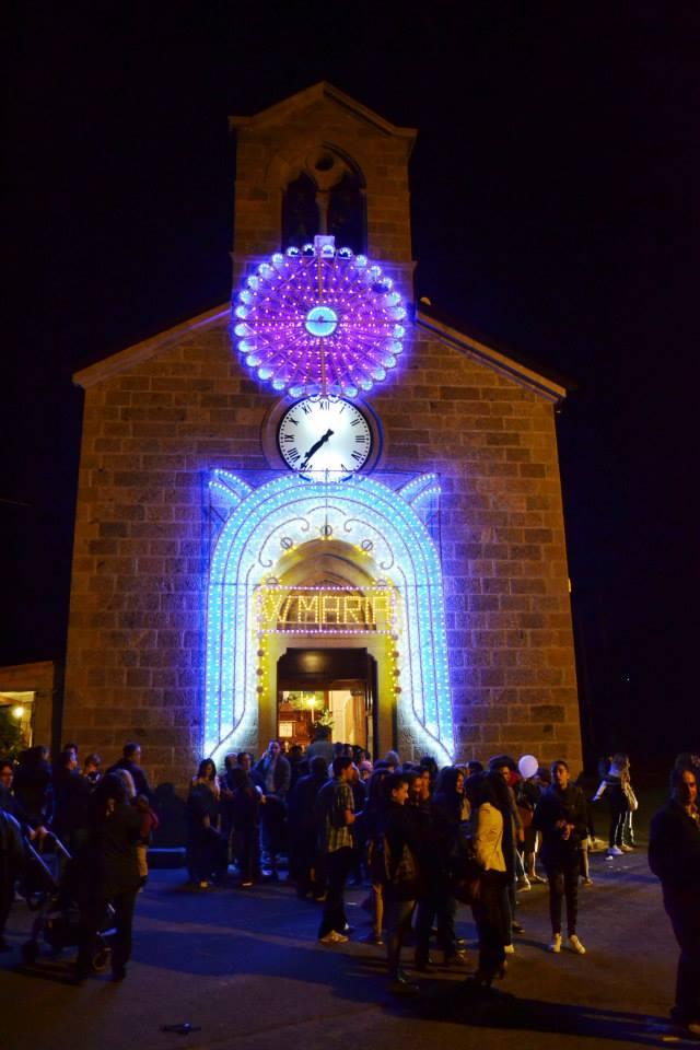 In corso i preparativi della Festa della Madonna dell'Arca a Foresta di Petilia