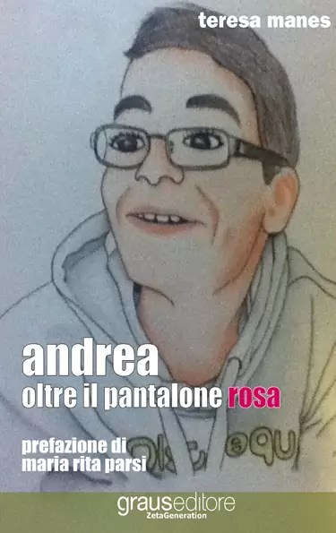 """Presentazione del libro """"Andrea oltre il pantalone rosa"""" promossa dal Rotary Club di Petilia"""