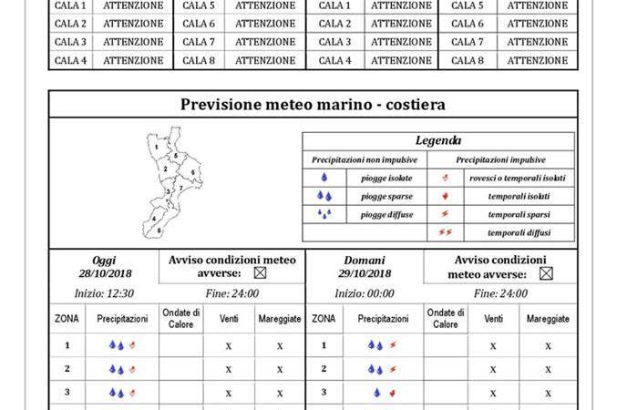Continua a piovere in Calabria, molti disagi sulle strade