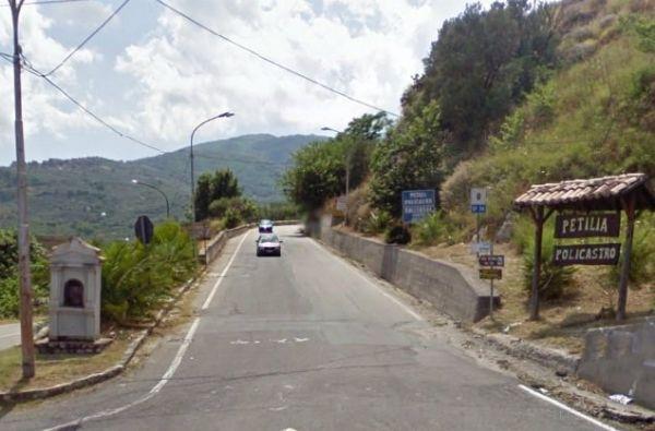 Inaugurazione strada della Tracca