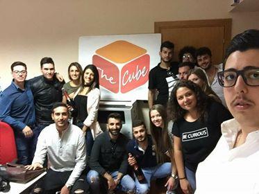 The Cube: giovani petilini con tanta voglia di fare
