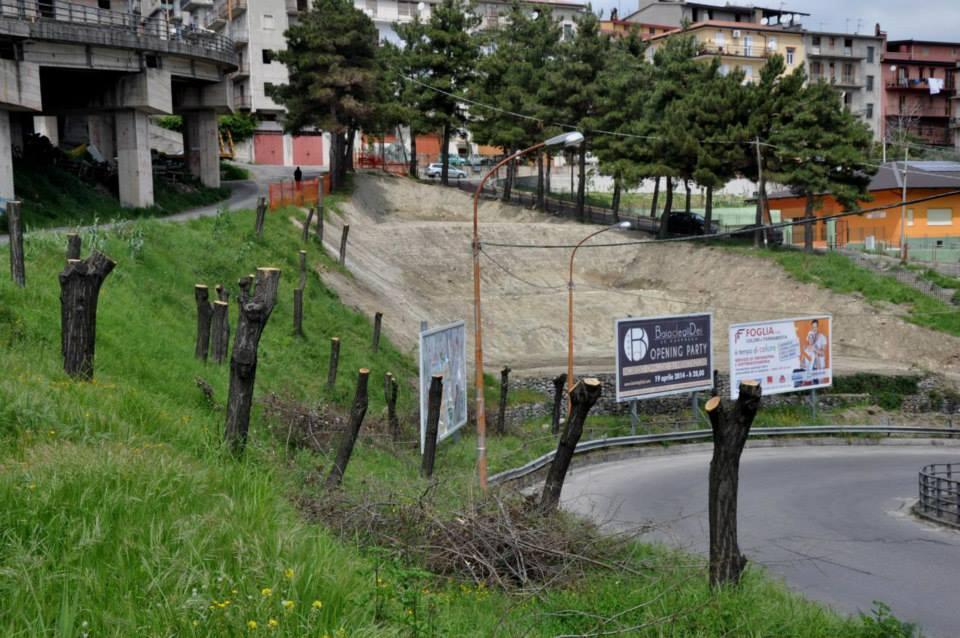 Petilia ha bisogno di un nuovo parco giochi/anfiteatro???