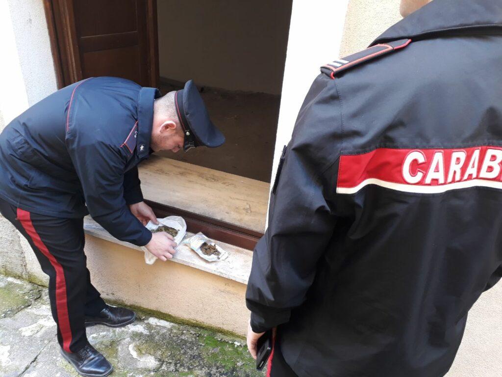 Trovata in via Ucciali a Crotone marijuana e cocaina ben nascosta