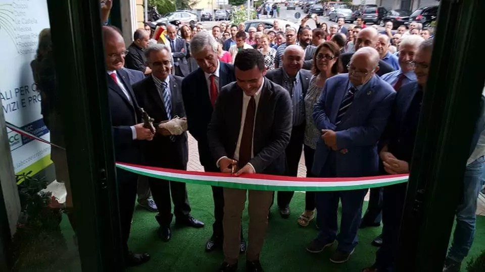 Inaugurata a Petilia la nuova filiale della Banca del Credito Cooperativo