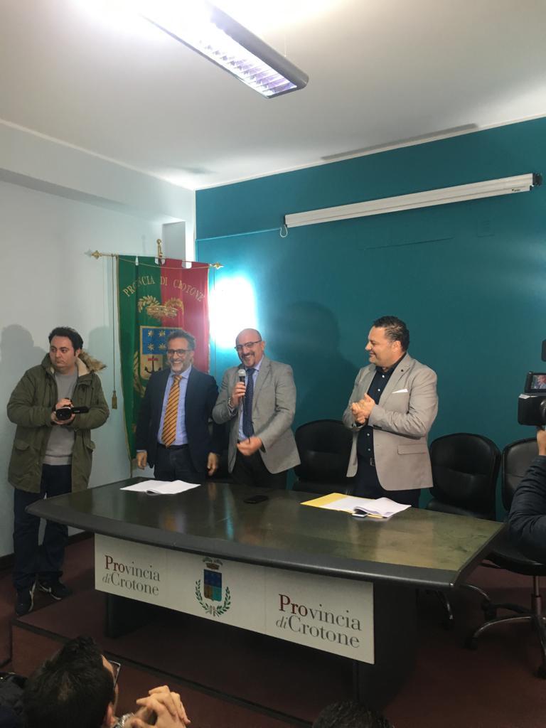 Due petilini eletti nel Consiglio provinciale di Crotone