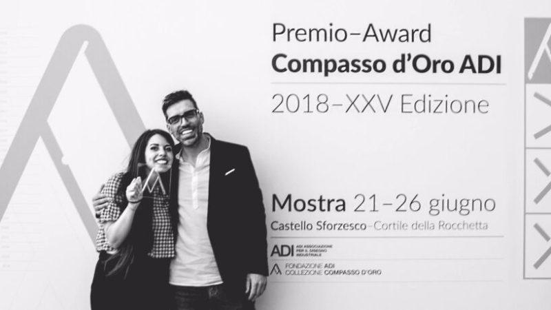 Fabrizio Crisà: designer petilino che vince il Compasso d'Oro 2018