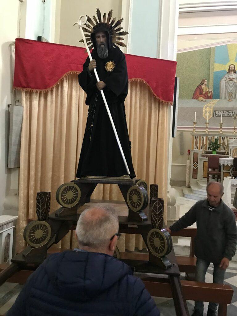 Missione popolare per la festa di San Francesco, si comincia con la fiaccolata