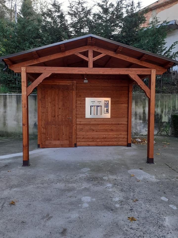 Casetta dell'acqua a San Mauro Marchesato