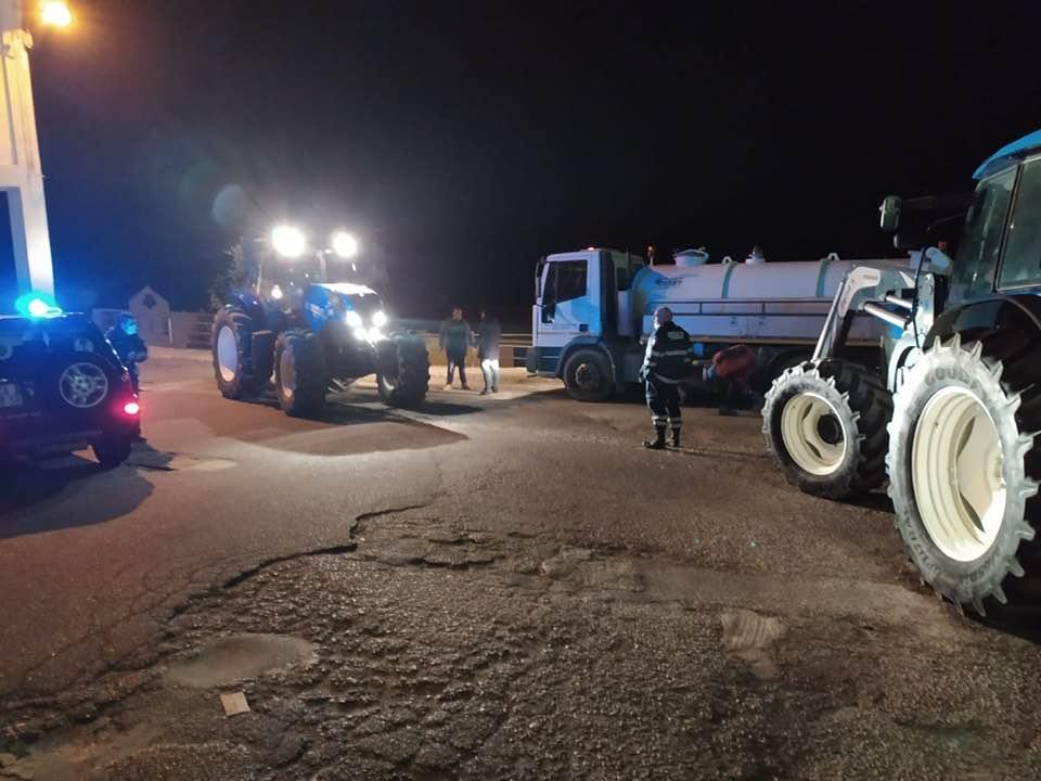 Sanificazione e disinfestazione nei comuni del Marchesato