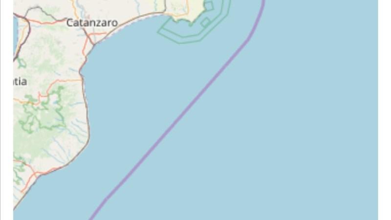 Continuano le forti scosse nel Crotonese, l'ultima di 3.9
