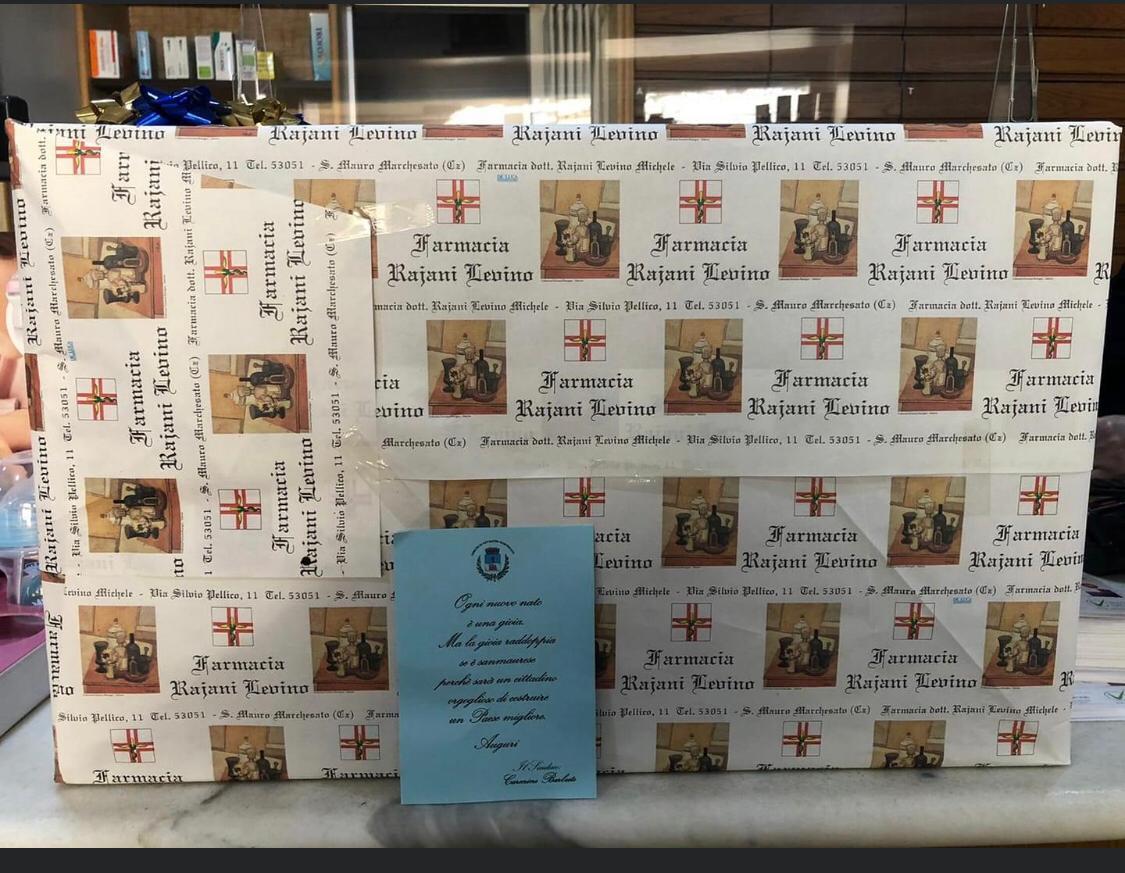 Consegnato a San Mauro Marchesato il terzo Kit di Benvenuto per neonati