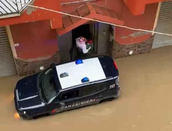Maltempo: Continuano le attività di soccorso