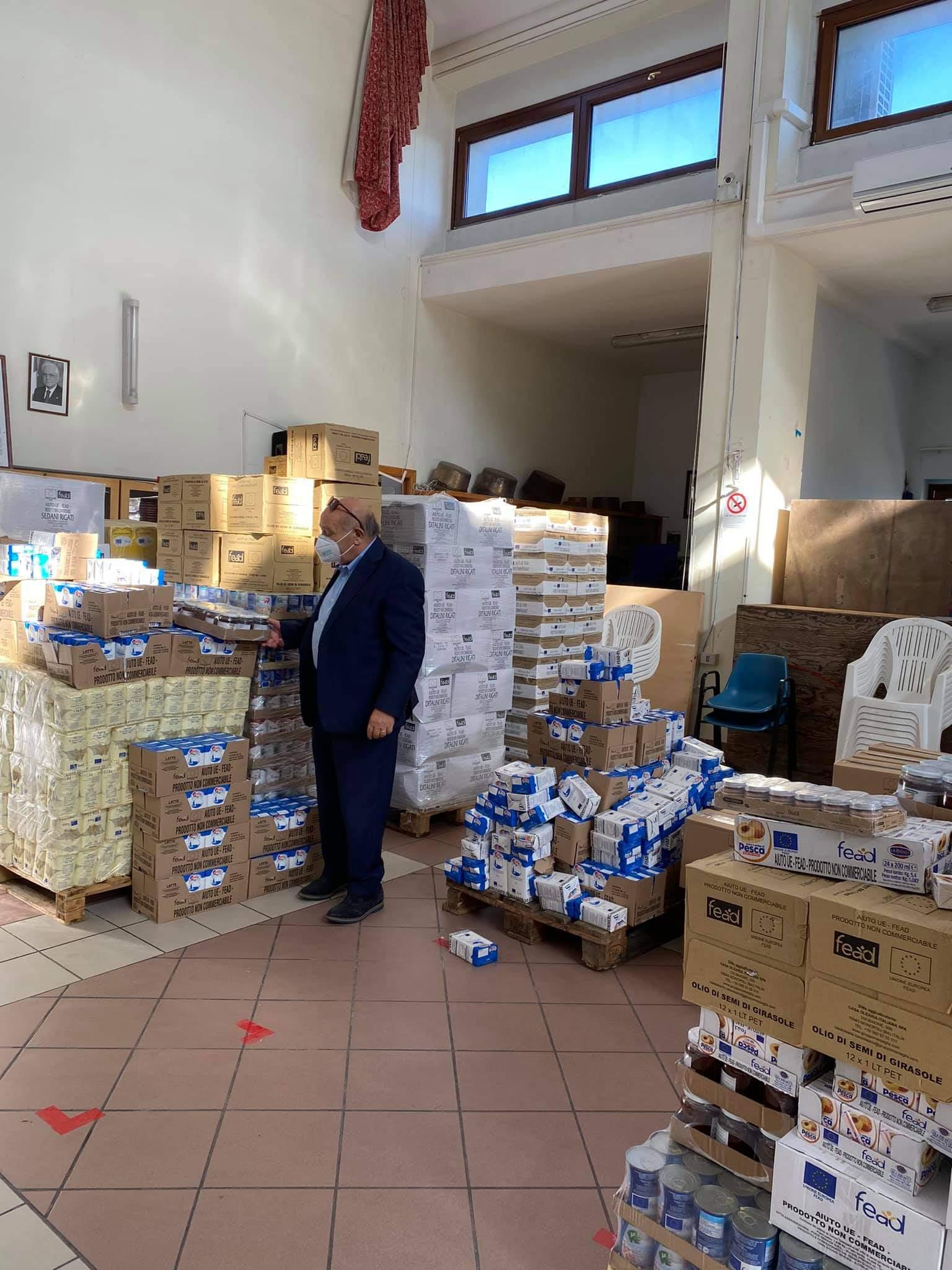 A Petilia per l'emergenza Covid si mette in moto la macchina organizzativa dell'Amministrazione