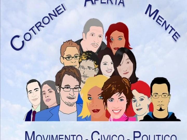 Cotronei ApertaMente: Alternativa nello scenario politico
