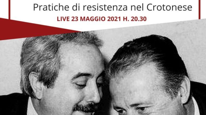 La lotta alle mafie nel Crotonese tra memoria e testimonianza nell'anniversario di Giovanni Falcone. Gli studenti del Ciliberto scrivono ai Calabresi invitando alla resistenza contro il malaffare