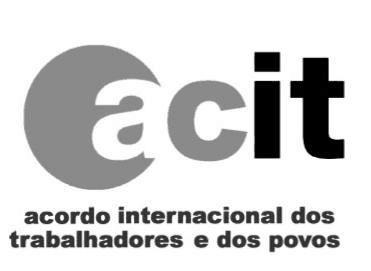 Solidariedade internacional com a Venezuela