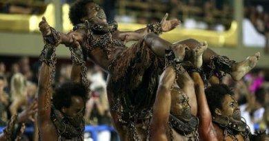 Escravidão - Paraíso da Tuiuti 2018