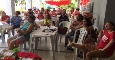 Confraternização do DAP Fortaleza de 2019
