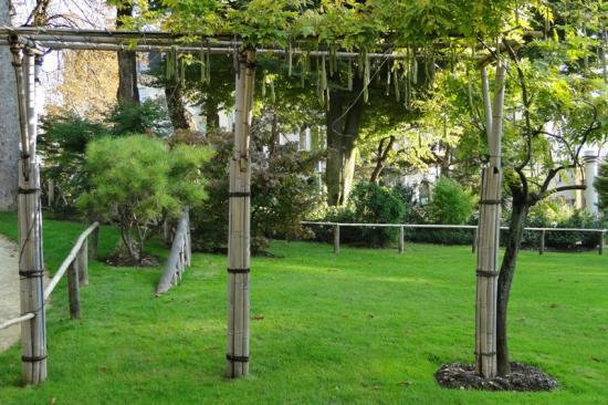 jardin japonais aix les bains