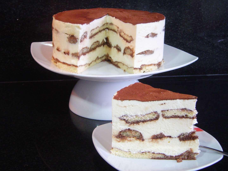 Tarta De Tiramisu Con Gelatina Receta Petitchef